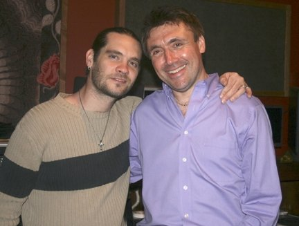 Bo Bice and Norm Levy