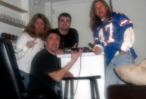 Bobby Capps (38 Special), Chris Henderson (3 Doors Down), Sparky Matejka (Lynyrd Skynyrd), Norm Levy