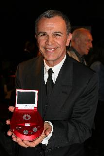 Tony Plana showing off his eMotion