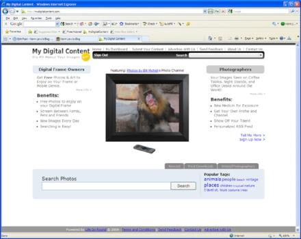 MyDigitalContent_Screenshot