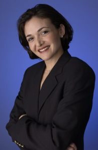 Sheryl Sandberg - COO of Facebook